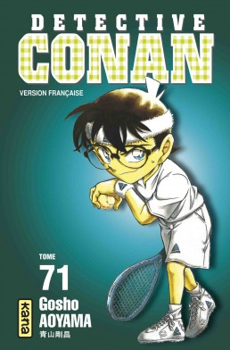 Detective Conan T.71 | 9782505017059