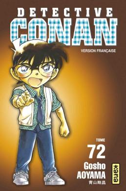Detective Conan T.72 | 9782505017424