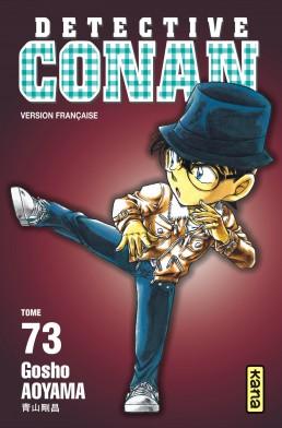 Detective Conan T.73 | 9782505017431