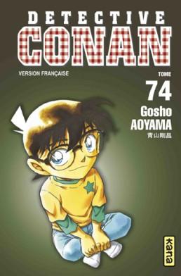 Detective Conan T.74 | 9782505017448