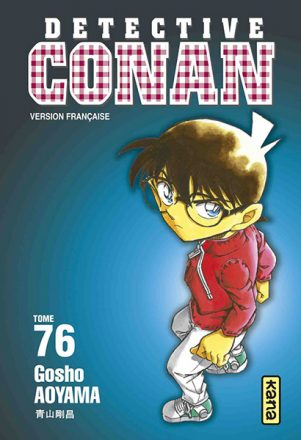 Detective Conan T.76 | 9782505017462