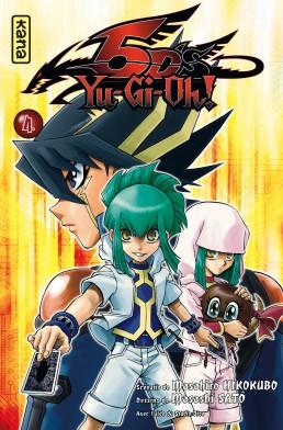 Yu-Gi-Oh ! 5D's T.04 | 9782505017691