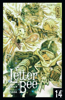 Letter Bee T.14 | 9782505018254