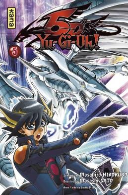 Yu-Gi-Oh ! 5D's T.05 | 9782505018988