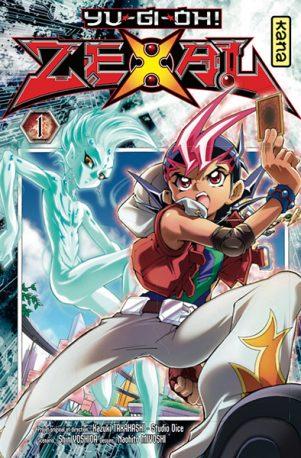 Yu-Gi-Oh ! Zexal T.01 | 9782505019015