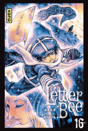 Letter Bee T.16 | 9782505060178