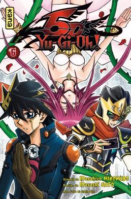 Yu-Gi-Oh ! 5D's T.06 | 9782505060277