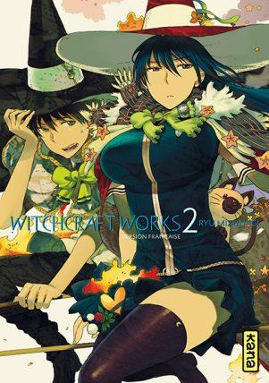Witchcraft Works T.02 | 9782505061083