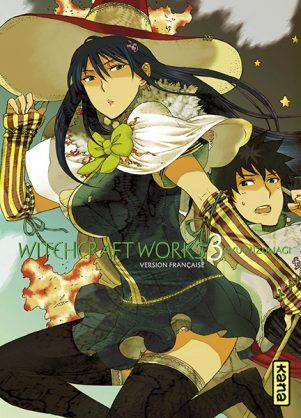 Witchcraft Works T.03 | 9782505061090