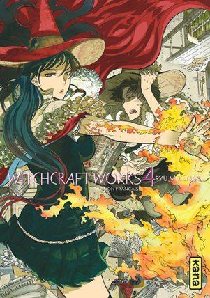 Witchcraft Works T.04 | 9782505061106