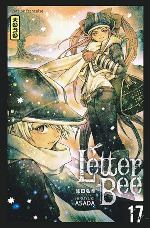 Letter Bee T.17 | 9782505061434