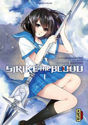 Strike the blood T.01 | 9782505061540