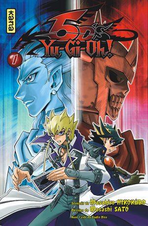 Yu-Gi-Oh ! 5D's T.07 | 9782505061618
