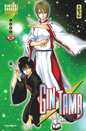 Gintama T.32 | 9782505062530