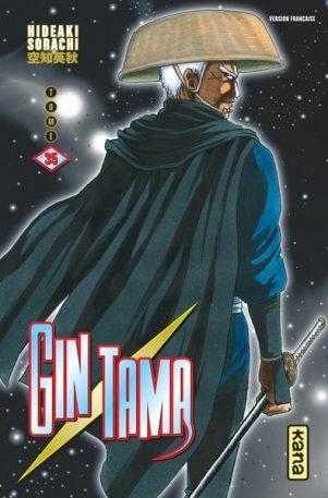 Gintama T.35 | 9782505062615