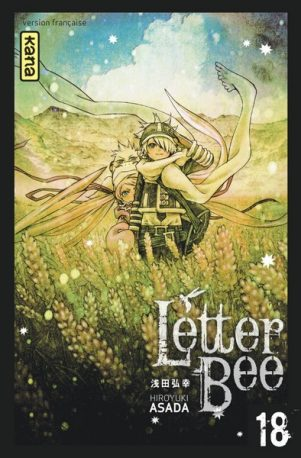 Letter Bee T.18 | 9782505062899