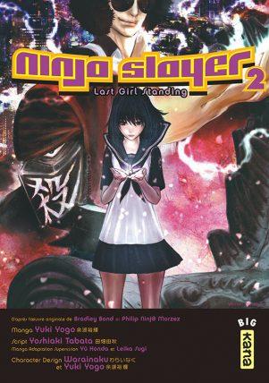 Ninja Slayer T.02 | 9782505064114