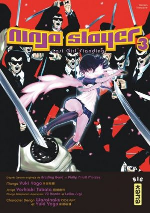 Ninja Slayer T.03 | 9782505064121