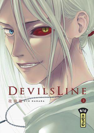 Devil's Line T.03 | 9782505064534