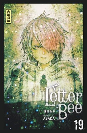 Letter Bee T.19 | 9782505064701