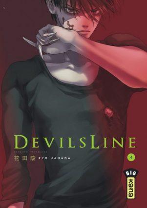 Devil's Line T.04 | 9782505065296