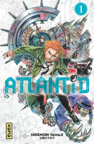 Atlantid T.01 | 9782505065463