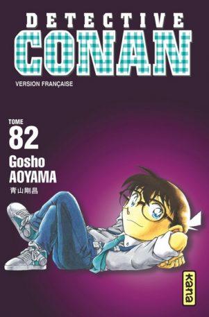 Detective Conan T.82 | 9782505065548