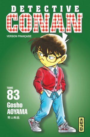Detective Conan T.83 | 9782505065555