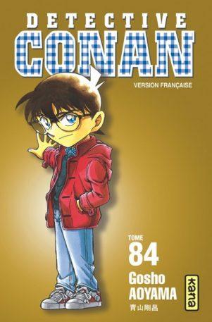 Detective Conan T.84 | 9782505065562