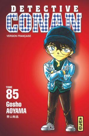 Detective Conan T.85 | 9782505065579