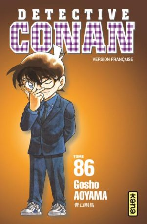 Detective Conan T.86 | 9782505065586