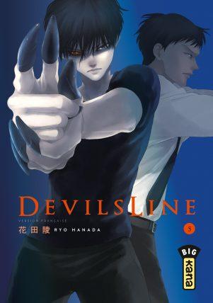 Devil's Line T.05 | 9782505065654