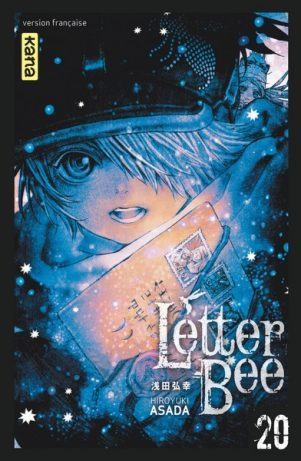 Letter Bee T.20 | 9782505065777