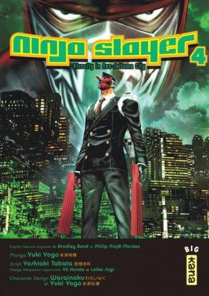Ninja Slayer T.04 | 9782505065791