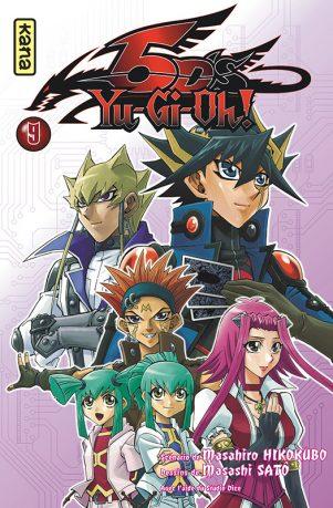 Yu-Gi-Oh ! 5D's T.09 | 9782505066064