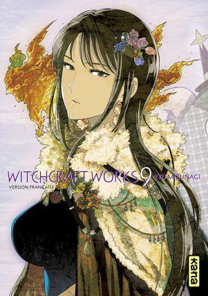 Witchcraft Works T.09 | 9782505066163