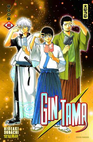 Gintama T.40 | 9782505066415