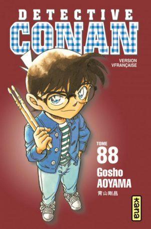 Detective Conan T.88 | 9782505068440