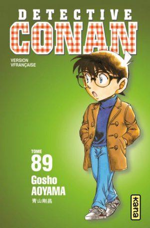 Detective Conan T.89 | 9782505068457