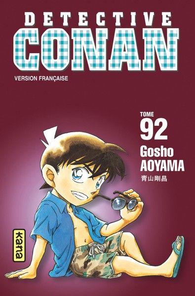 Detective Conan T.92 | 9782505068488