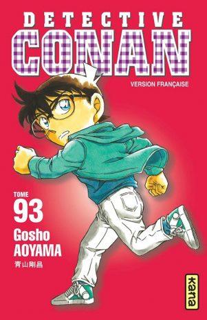 Detective Conan T.93 | 9782505068495