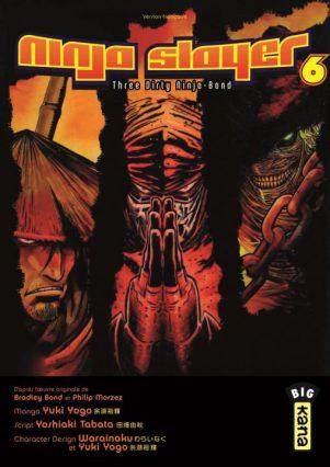 Ninja Slayer T.06 | 9782505068693