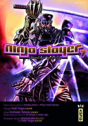 Ninja Slayer T.07 | 9782505068709
