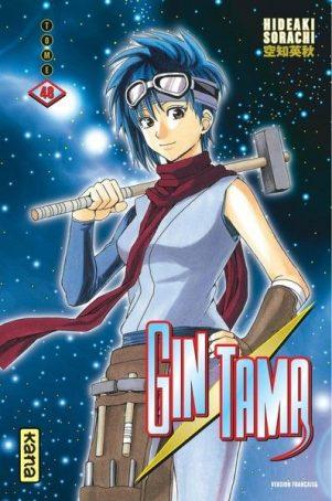 Gintama T.48 | 9782505070146