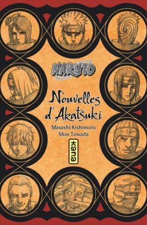 Nouvelles de l'Akatsuki | 9782505070818