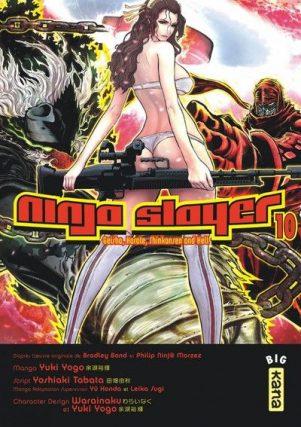 Ninja Slayer T.10 | 9782505070894