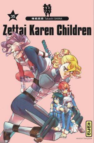 Zettai Karen Children T.35 | 9782505071051