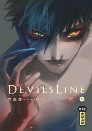 Devil's Line T.10 | 9782505071297