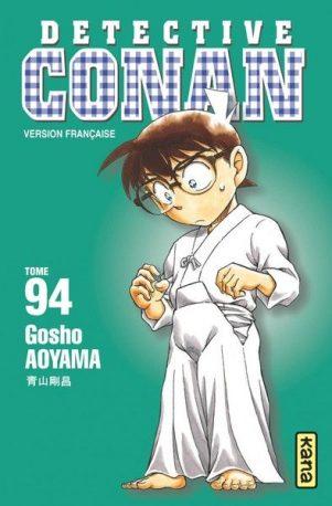 Detective Conan T.94 | 9782505071341