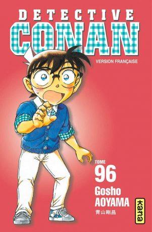 Detective Conan T.96 | 9782505071358